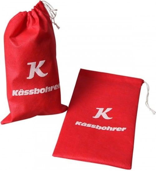Ağzı büzgülü hediye torbası